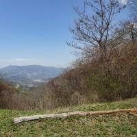 岩井堂の馬頭観音から 立峠まで行ってみた