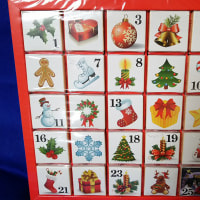 クリスマス アドヴァンス カレンダー