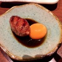 相方と名古屋コーチン食べました(^_^*)