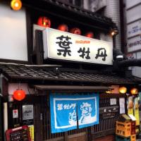 葉牡丹と赤のれん本店 at 高知