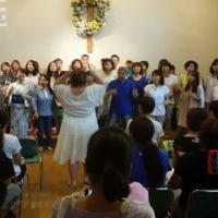 8/22 春日井ミュージックカフェで歌ってきました!