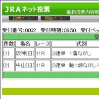 3月19日 日曜日のメインレース + α