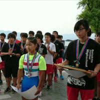 平成29年度関西選手権競漕大会(中学の部)