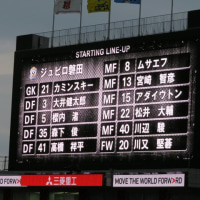 磐田戦マニアック分析
