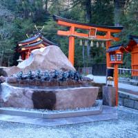 13日は九頭龍神社本宮弥生月次祭です。