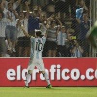 Messi king of adversity