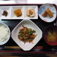 最近のお昼ご飯です