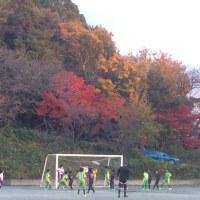 12月3日 ホーム(六会小学校)TRM
