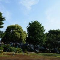 6月23日、午前6時過ぎの空模様