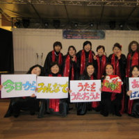 クリスマスコンサート in けやきひろば 参加してきました!