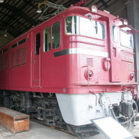 Electric Locomotive#95