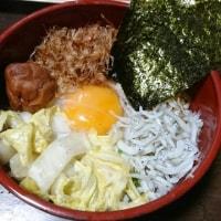 「夜食の日」!!「和風チキンラーメン」!!