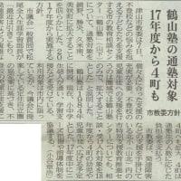 津山市議会12月定例議会一般質問 3日目