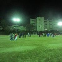 10/30の村民運動会の練習