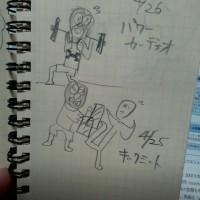ボディパンプ→グループパワー→パワーカーディオ