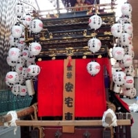 岐阜・道三祭りの山車