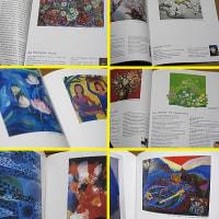 世界の花(国際女性画家展)