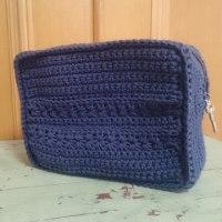 編み編みポーチpart2