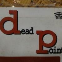 デッドポイントさんの閉店打ち上げに来ました。