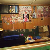 神戸公演番外編 5 「みんぱく:床屋を覗く」
