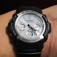 ソーラー・電波腕時計