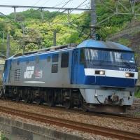 2017年4月28日 東海道貨物線 東戸塚 EF210-108 1155レ