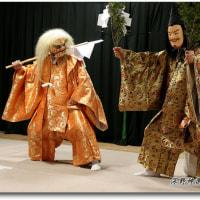 深野神楽保存会「山神祭(さんしんさい)」②