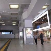 待ち遠しい「広島駅南北自由通路」