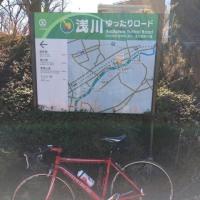 春を求めて~3都市(相模原・八王子・町田)周回ライド~適度な60キロ!