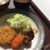 カニクリームコロッケ・カニ爪フライ・肉団子照り焼き