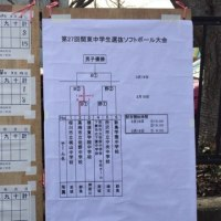 関東選抜大会③