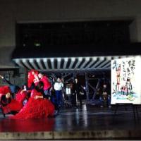 先の日曜日は、俳句とダンスでした〜♪