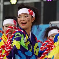 第11回加杉野おどり   KOUGA 彩風舞人2