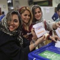 """イラン大統領選挙、ロウハニ再選で国際緊張は""""とりあえず""""回避 今後はトランプ政権の対応次第"""