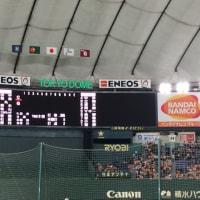 広島 vs 巨人(東京ドーム 2017/4/11) 誠也、初の四番も菊池が5安打