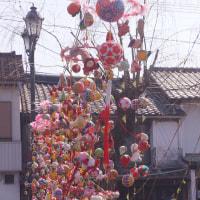 柳川雛祭りさげもんめぐり 2017・3・19