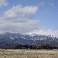 安達太良山(;^ω^)
