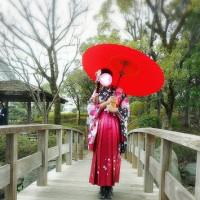 ★小学校の卒業式★袴着付け★桜花亭にて撮影★カワ(・∀・)イイ!!