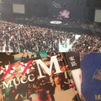 mucc武道館 最高でした