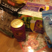 沖縄土産に、オリオンクラフトビールを貰って・・・