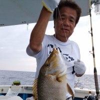 沖縄県釣り動画泳がせ釣り真生丸
