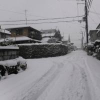 雪・・・・・・・・