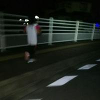 マラソン大会練習2日目
