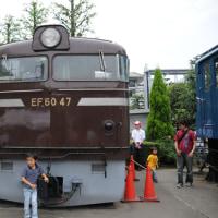 Electric Locomotive#100