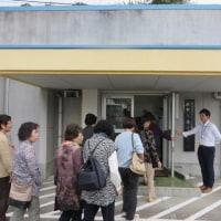 平成28年度「加治木ゆずり葉学級」第5回「一日研修」・・・志布志市