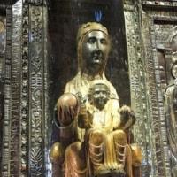 楽しかった旅の一コマ (127) 奇跡のキリスト像とマリア像
