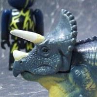 ちびっこチョロ竜 トリケラトプス