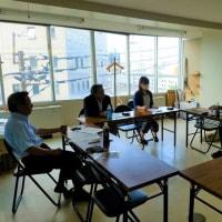 NPO団体の役員会/鹿児島での活動