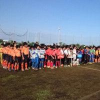 テンタカップうるま市少年サッカー大会