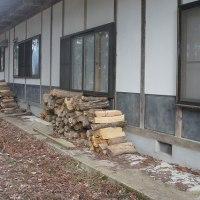 薪の消費量